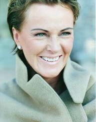 Anni-Frid Lyngstad old lady